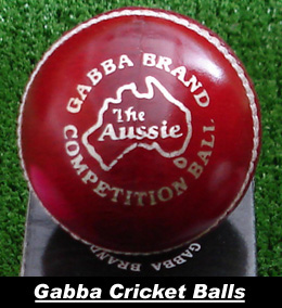 Gabba Cricket Balls