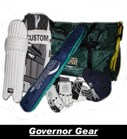 Governor Cricket Gear