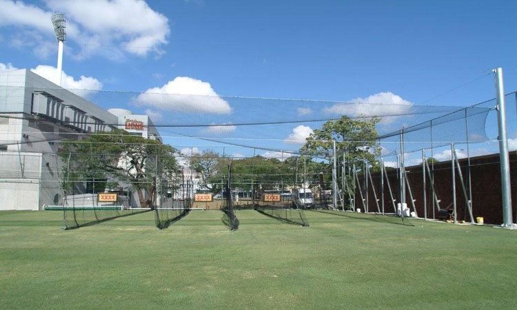 The famous Gabba Cricket Ground complex