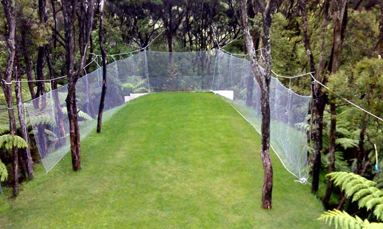 Practise nets for a home DIY system